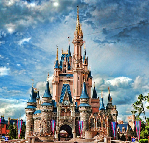 Disney World – Orlando, Florida